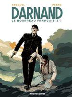 Couverture Darnand, le Bourreau français, tome 2