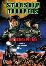 Affiche Starship Troopers : Opération Pluton