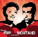 Pochette Collection 2 artistes en or: Édith Piaf / Yves Montand