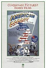 Affiche Le lapin americain