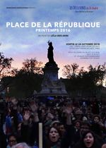 Affiche Place de la République, printemps 2016