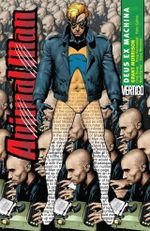 Couverture Deus Ex Machina - Animal Man, tome 3