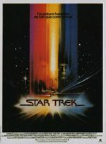 Affiche Star Trek, le film