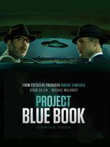 Affiche Project Blue Book
