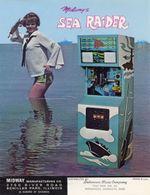 Jaquette Sea Raider