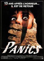 Affiche Panics