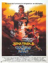 Affiche Star Trek II : La Colère de Khan
