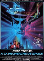 Affiche Star Trek III : À la recherche de Spock