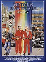 Affiche Star Trek IV : Retour sur Terre