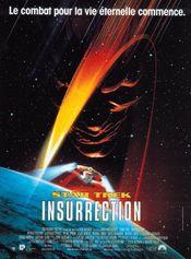 Affiche Star Trek : Insurrection