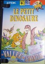 Jaquette Le petit dinosaure : La vallée de l'aventure