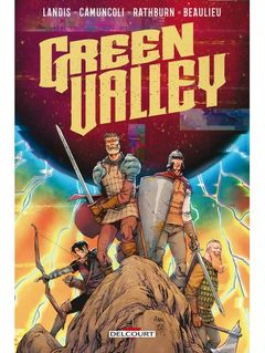 Couverture Green Valley