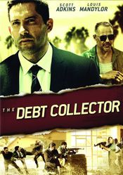 Affiche The Debt Collector