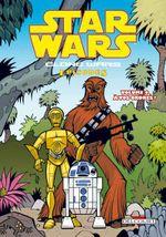 Couverture Clone Wars Episodes - Tome 4 : À Vos Ordres!