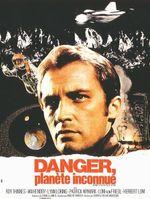 Affiche Danger : planète inconnue