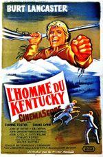 Affiche L'Homme du Kentucky