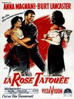 Affiche La Rose tatouée