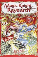 Couverture Magic Knight Rayearth
