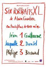 Affiche Six portraits XL 2 - Jacquotte et Daniel