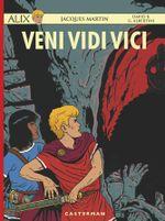 Couverture Veni Vidi Vici - Alix, tome 37