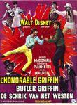 Affiche L'Honorable Griffin