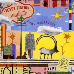 Pochette Egypt Station