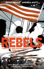 Couverture Rebels, tome 2