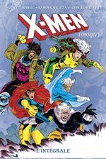 Couverture 1993 (Partie 4) - X-Men : L'intégrale, tome 35