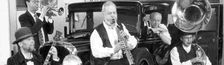 Cover Jazz, swing et comédie musicale