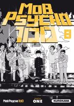 Couverture Mob Psycho 100, tome 8