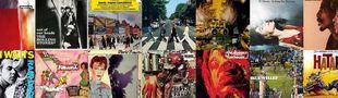 Cover Mes 350 albums de base