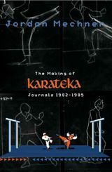 Couverture The Making of Karateka : Journals 1982-1985