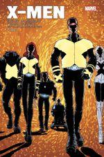 Couverture X-Men par Morrison/Quitely, tome 1
