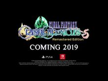 Video de Final Fantasy Crystal Chronicles Remastered Edition