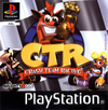 Jaquette CTR : Crash Team Racing