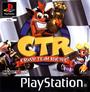 Jaquette CTR : Crash Team Racing