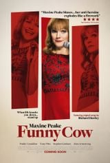 Affiche Funny Cow