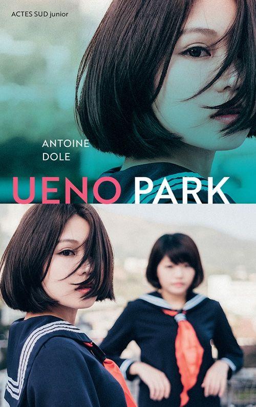 Couverture de Ueno Park