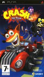 Jaquette Crash Tag Team Racing