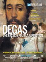 Affiche Degas : une passion pour la perfection