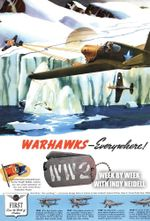 Affiche World War Two
