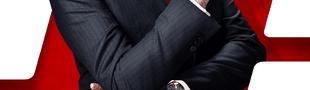 Affiche Johnny English contre-attaque