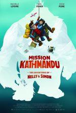 Affiche Mission Yéti