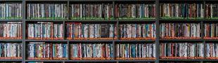 Cover Ma vidéothèque de séries ( DVD / Blu ray / VHS )