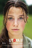 Affiche Utøya, 22 Juillet