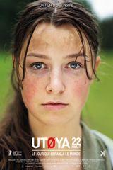 Affiche Utoya, 22 juillet