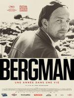 Affiche Bergman, une année dans une vie