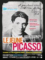 Affiche Le jeune Picasso