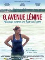 Affiche 8, avenue Lénine