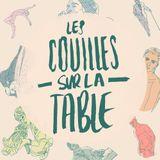 Affiche Les couilles sur la table